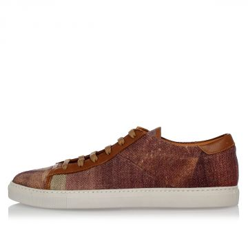 Sneakers Basse in Canvas