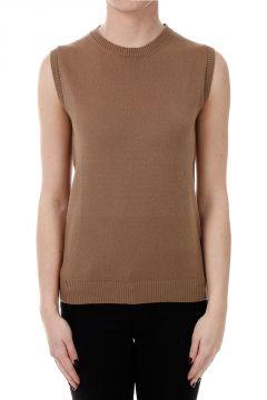 Cashmere Sleeveless Sweater