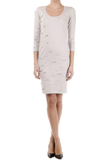 MADONNA Wool Blend Dress