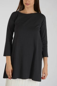 Asymmetrical cut Sweater