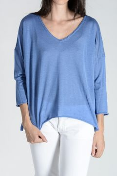 Cashmere Silk Sweater