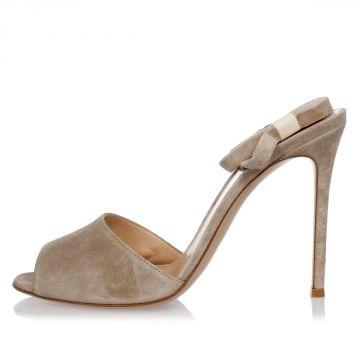 Leather Sandals 11 cm