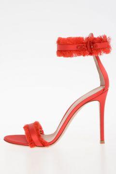10cm Satin Sandals
