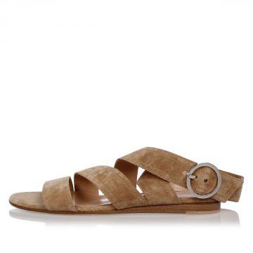 Sandalo RYLEE FLAT in Pelle