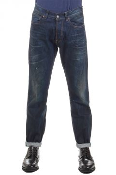 "18 cm Vintage effect denim ""1011"" Jeans"