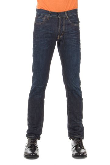 Jeans Raw Denim 18 cm 32 L