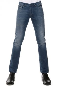 Jeans Slim Fit in Denim 17 cm