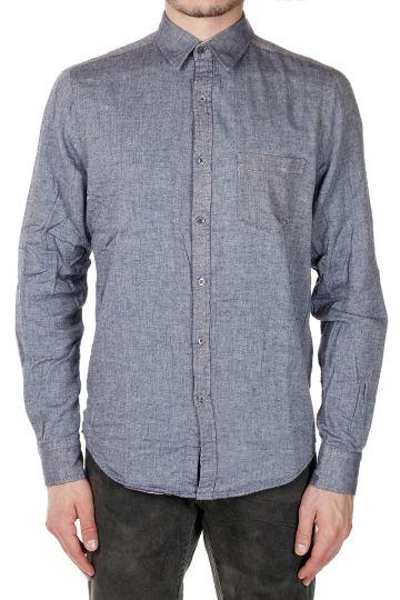 Camicia Maniche Lunghe con Taschino