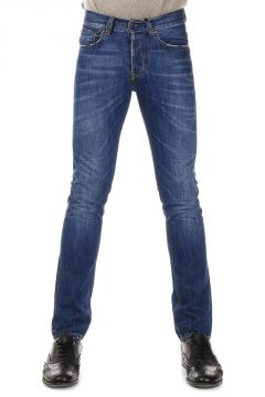 Slim Fit Stretch Denim Jeans 17 cm