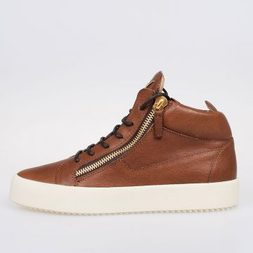MAY LONDON JUCCA Leather High Top Sneakers
