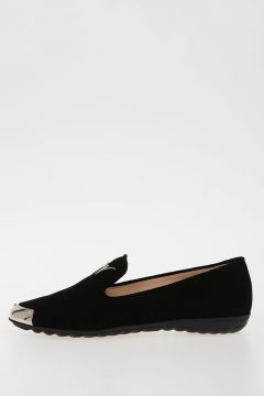 Suede Leather DALILA Ballet Flat