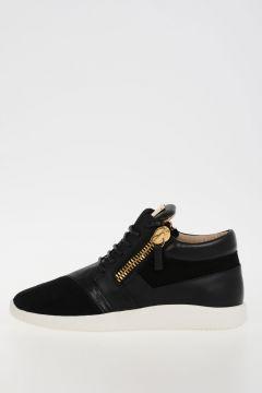 Leather SINGLEG Sneakers