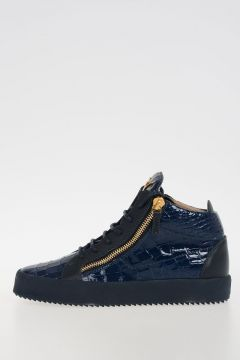Leather MAY LONDON SOMBRY Sneakers