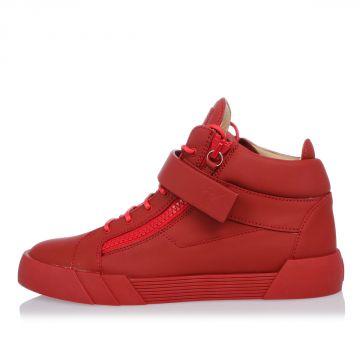 Sneaker FOXY LONDON in Pelle