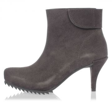 Leather JACINTA Boots  8 cm
