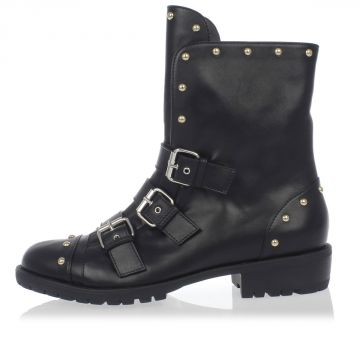 Studded Nappa Leather MORRISON Boots