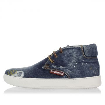 Sneakers TEDDY BEAR in Denim