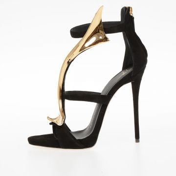 Sandalo COLINE in Pelle 12 CM