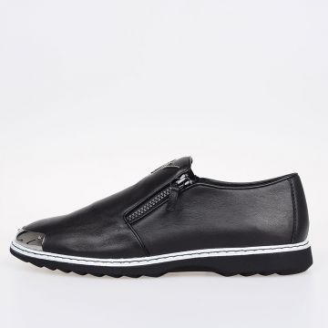 Leather KEVIN 10 Slip On