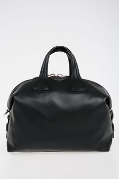Leather NIGHTGALE Tote Bag