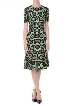 Printed Leo Dress