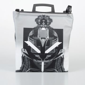 Printed Nylon RAVE - FRAME Bag