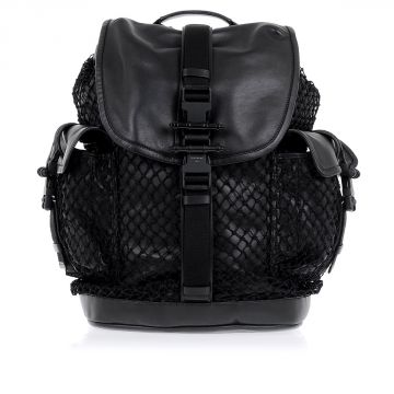 OBSEDIA Leather Backpack