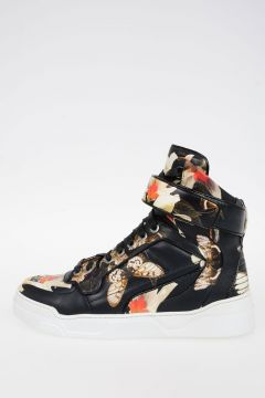 Leather TYSON sneakers