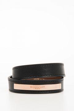 Leather 2 ROW Bracelet