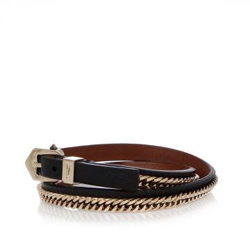 Gold Tone Chain Bracelet