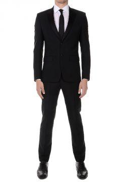 Wool Mohair Smoking Suit