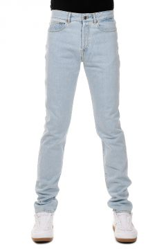 17 cm Light Blue Denim Jeans with Applications