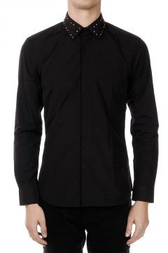 Cotton Shirt with Application