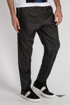 Pantalone in Lana Stretch