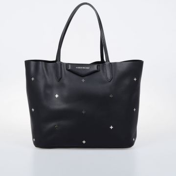 ANTIGONA SHOPPING Leather Shopper Bag