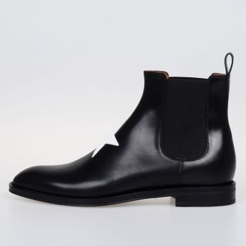 Leather RIDER CHELSEA STAR Boots