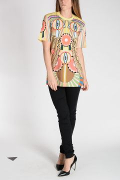Printed Jersey Cotton T-shirt