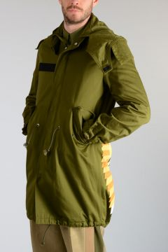 Parka con Stampa WINGS