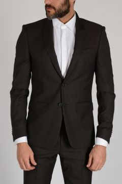 Mixed Wool Suit