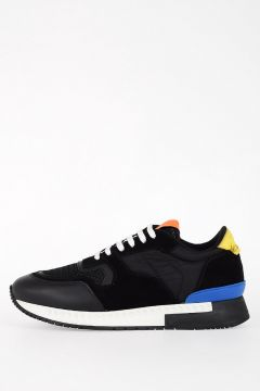 Leather & Fabric RUNNER ACTIVE Sneakers