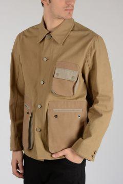 Cotton Multi Pocket Jacket