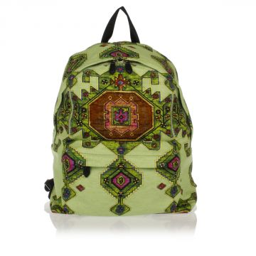 Printed Fabric IP-BACK Backpack