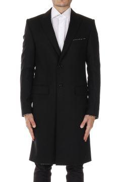 Wool Coat Peacoat Lined