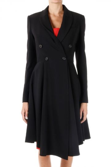 Flared Lined Coat