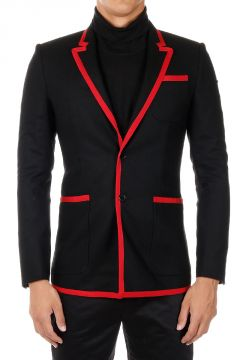 Lined Wool Blazer
