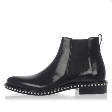 Stivale ICONIC STUD In Pelle