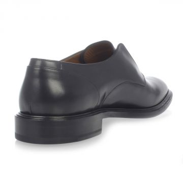 Scarpa Derby in Pelle NO LACE