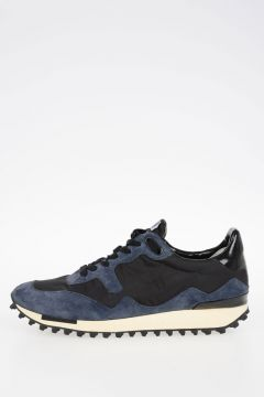 Fabric Leather STARLAND Sneakers
