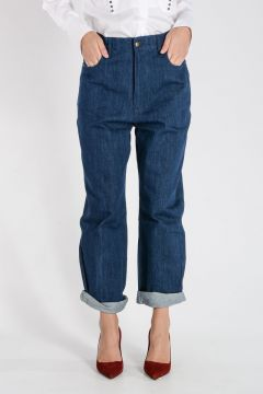 Jeans KIM in Denim 21 cm