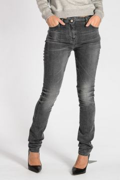 14 cm Stretch Fabric Cotton Blend Jeans